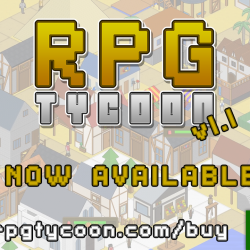RPG Tycoon Version 1.1 Now Available (25% Off)